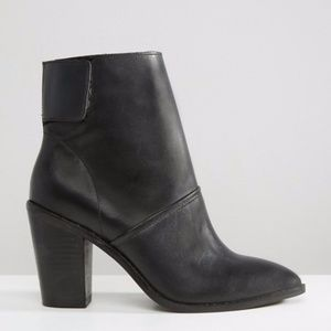 ASOS Leather Effie Boots